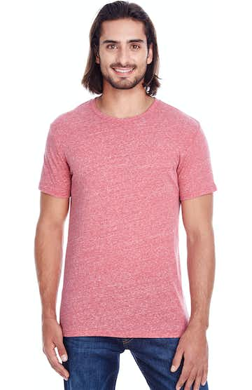 Threadfast Apparel 102A Red Triblend