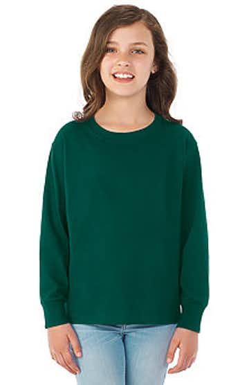 Fruit of the Loom 4930B Forest Green