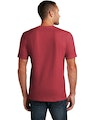 District DT7500 Heather Red