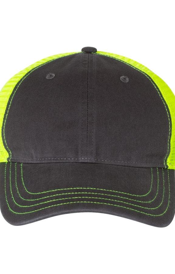 c20d8b712f3 Richardson 111 Garment Washed Trucker Cap - JiffyShirts.com