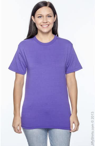 Hanes 5170 Purple
