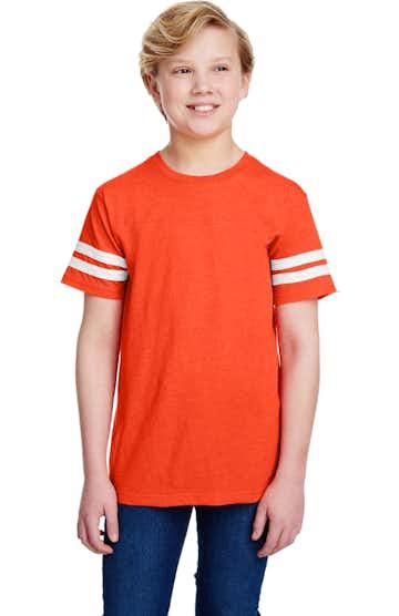 LAT 6137 Vn Orange/ Bd Wh
