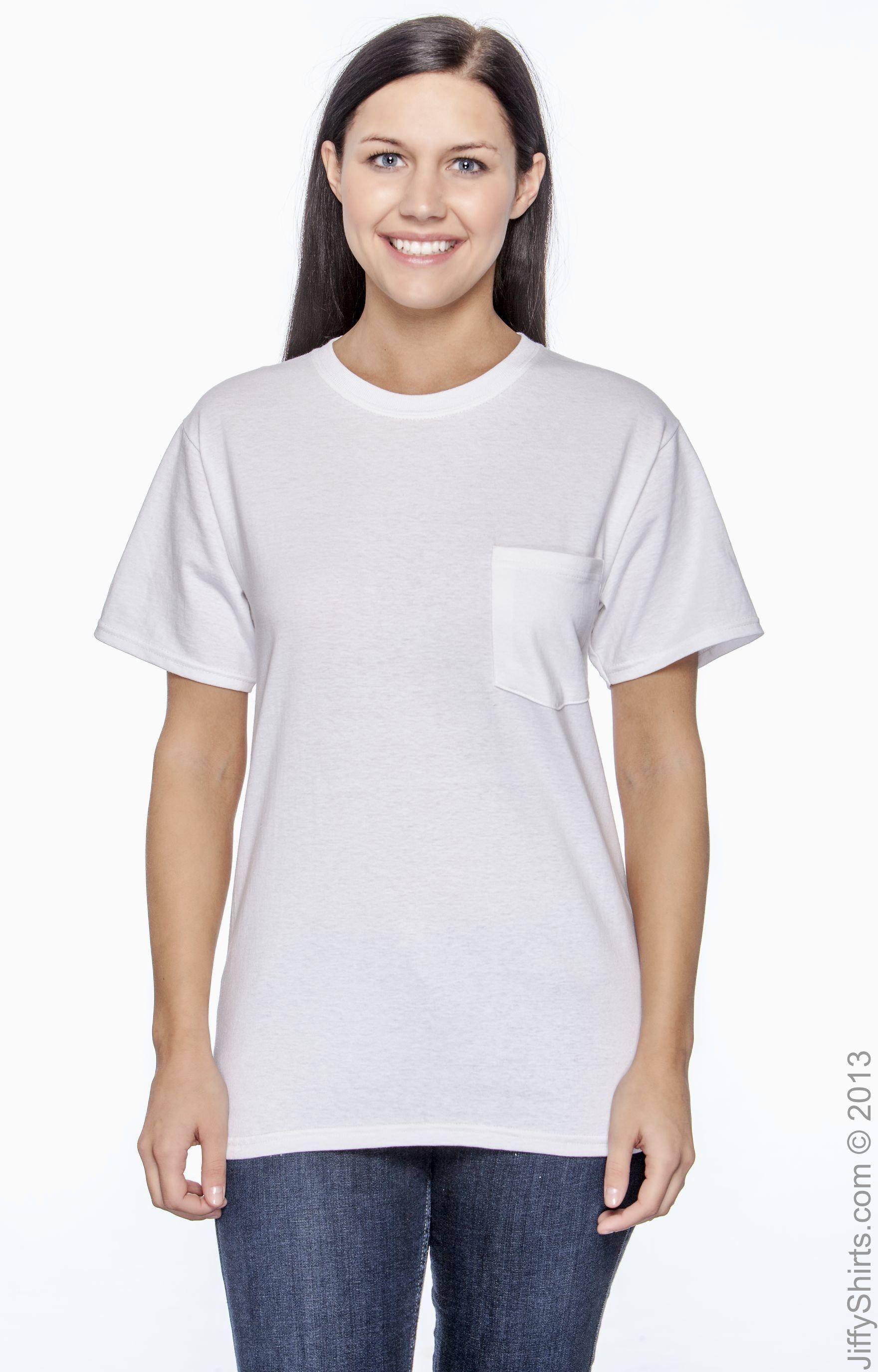 Hanes H5590 White