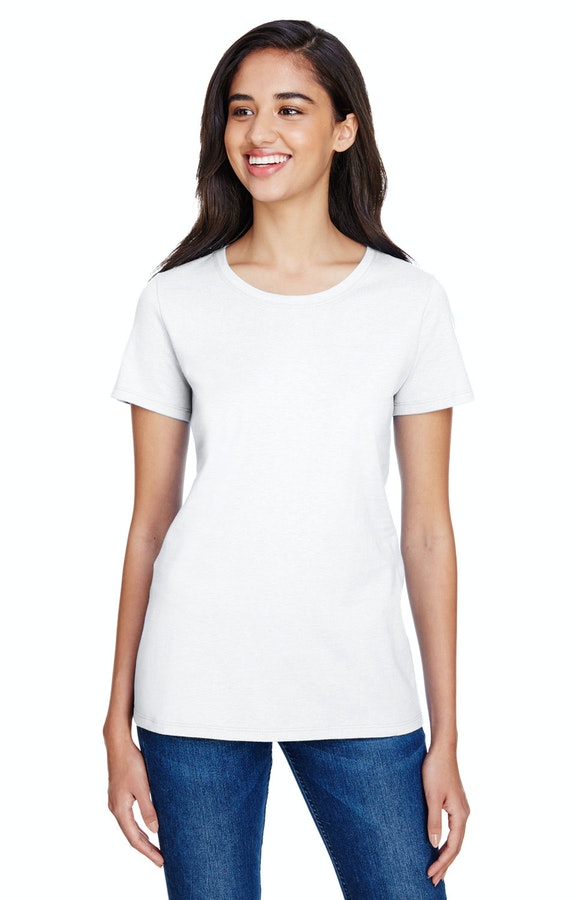 aedc7f1ee3bc Champion CP20 Ladies' Ringspun Cotton T-Shirt - JiffyShirts.com
