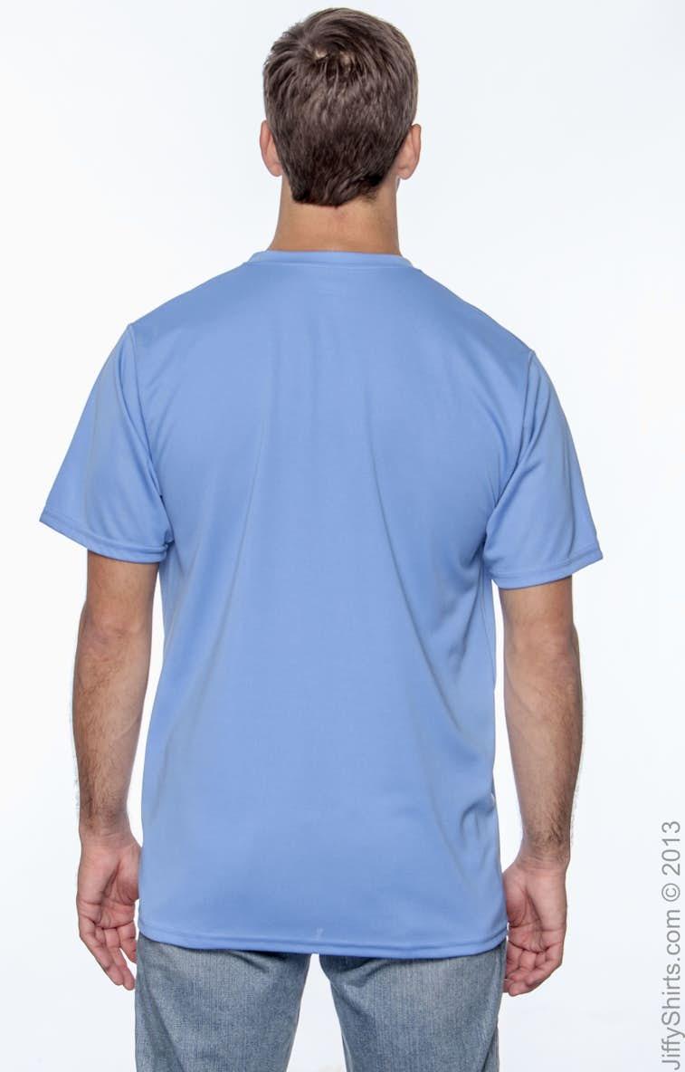 06c0dad2712 Augusta Sportswear 790 Adult Wicking T-Shirt - JiffyShirts.com