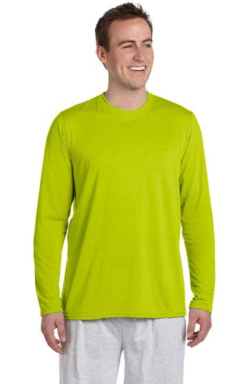 Gildan G424 High Viz Safety Green
