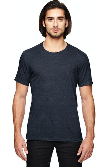 Anvil 6750 Heather Navy