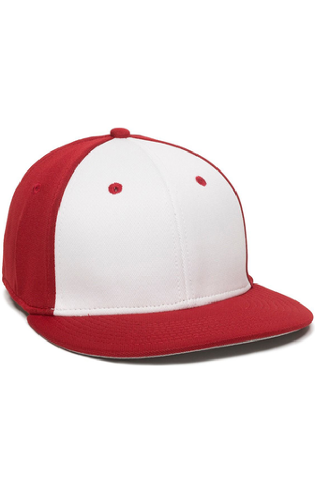 Outdoor Cap TGS1930X White / Red / Red
