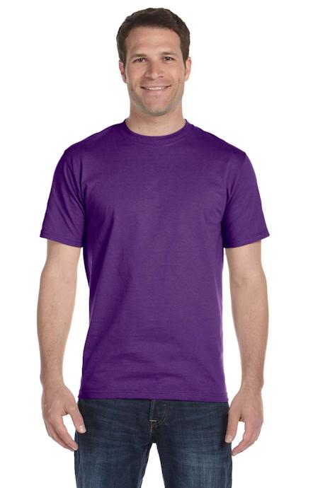 Gildan G800 Purple