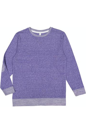 LAT (SO) 6965LA Purple Melange