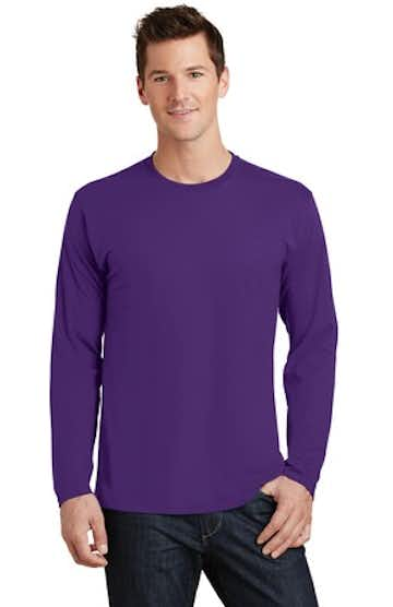 Port & Company PC450LS Team Purple
