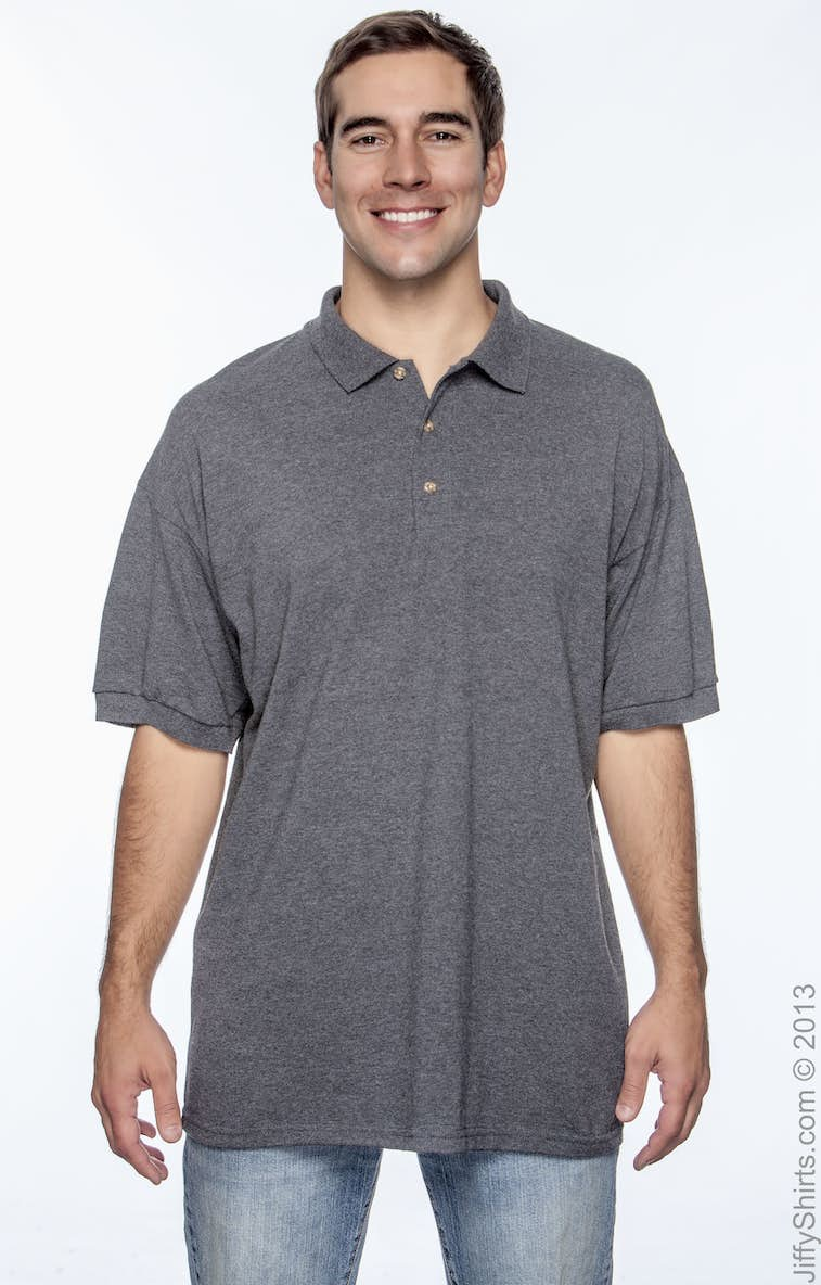 Gildan G380 Adult Ultra Cotton Adult 63 Oz Piqu Polo