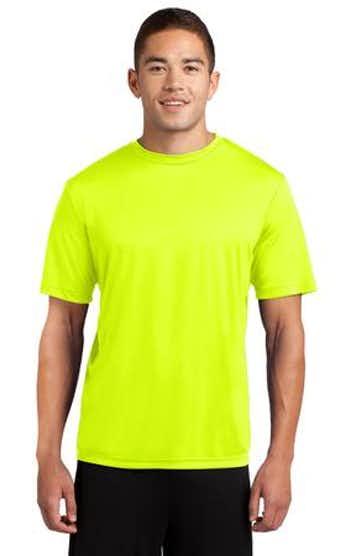 Sport-Tek TST350 Neon Yellow