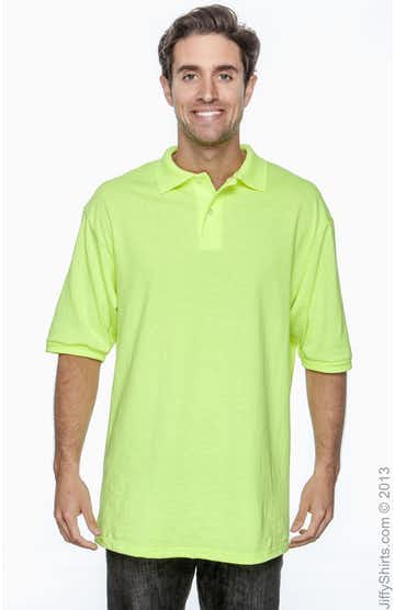 Jerzees 437 High Viz Safety Green
