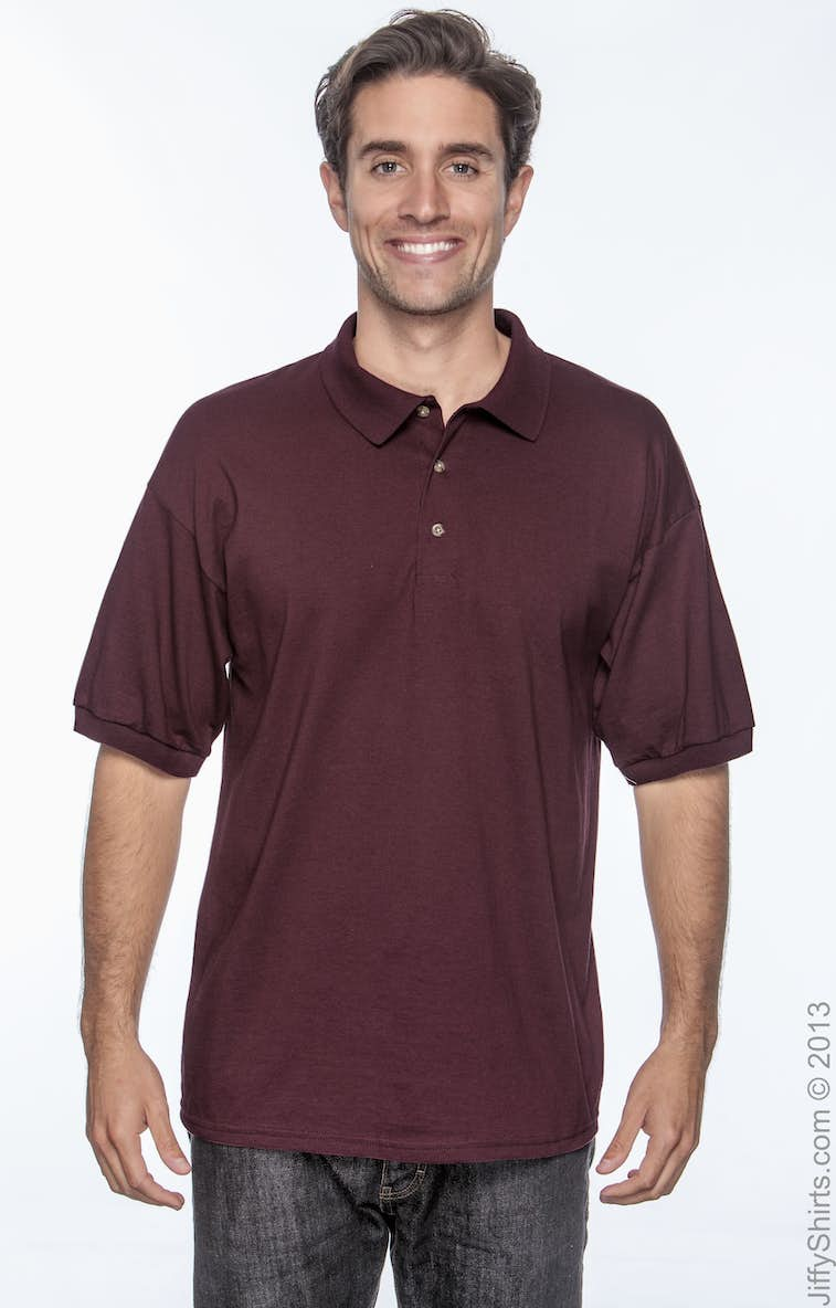 Gildan G280 Adult Ultra Cotton Adult 6 Oz Jersey Polo