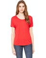 Bella + Canvas 8816T Red