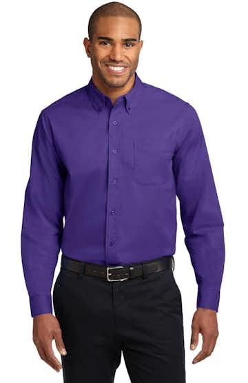 Port Authority S608 Purple
