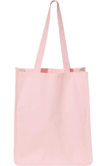 Q-Tees Q125400 Light Pink