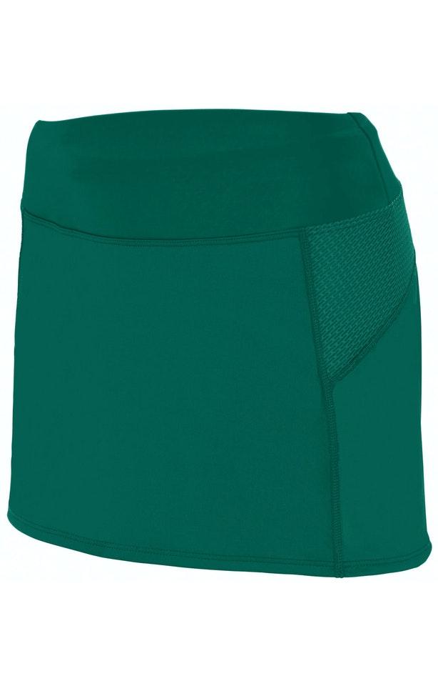Augusta Sportswear 2420 Dark Green / Graphite