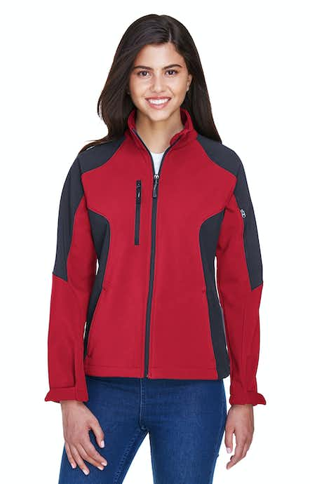Ash City - North End 78077 Molten Red