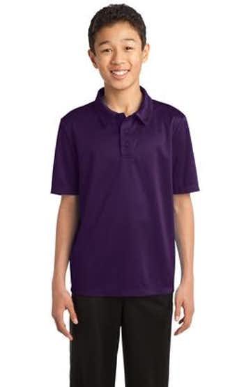 Port Authority Y540 Bright Purple