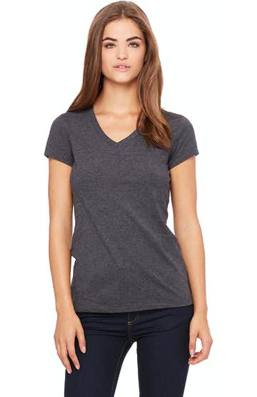 Bella + Canvas B6005 Heather Dark Gray