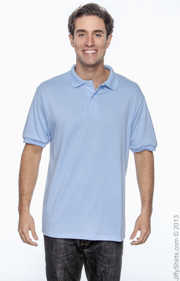 Hanes 054 Light Blue