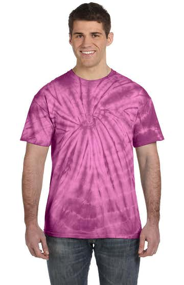 Tie-Dye CD101 Spider Plum