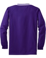 Sport-Tek YST62 Purple / White