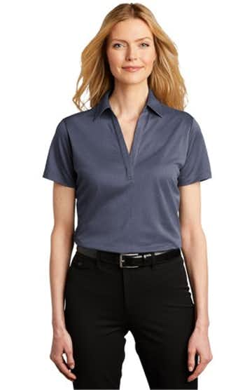 Port Authority LK542 Navy Heather