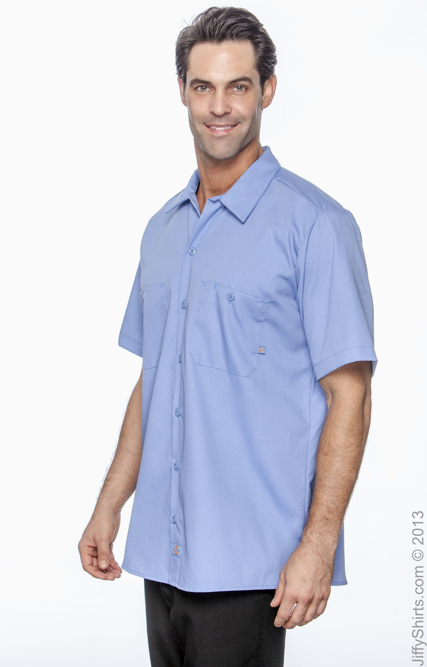 Dickies LS535 Light Blue