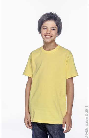 Hanes 5480 Yellow