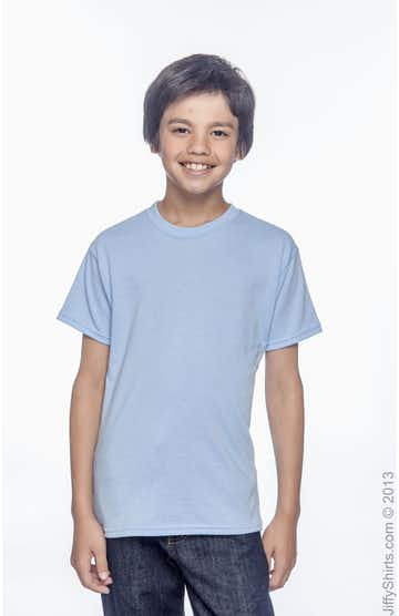Hanes 5370 Light Blue