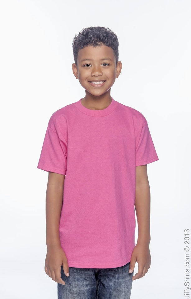 Hanes 54500 Wow Pink
