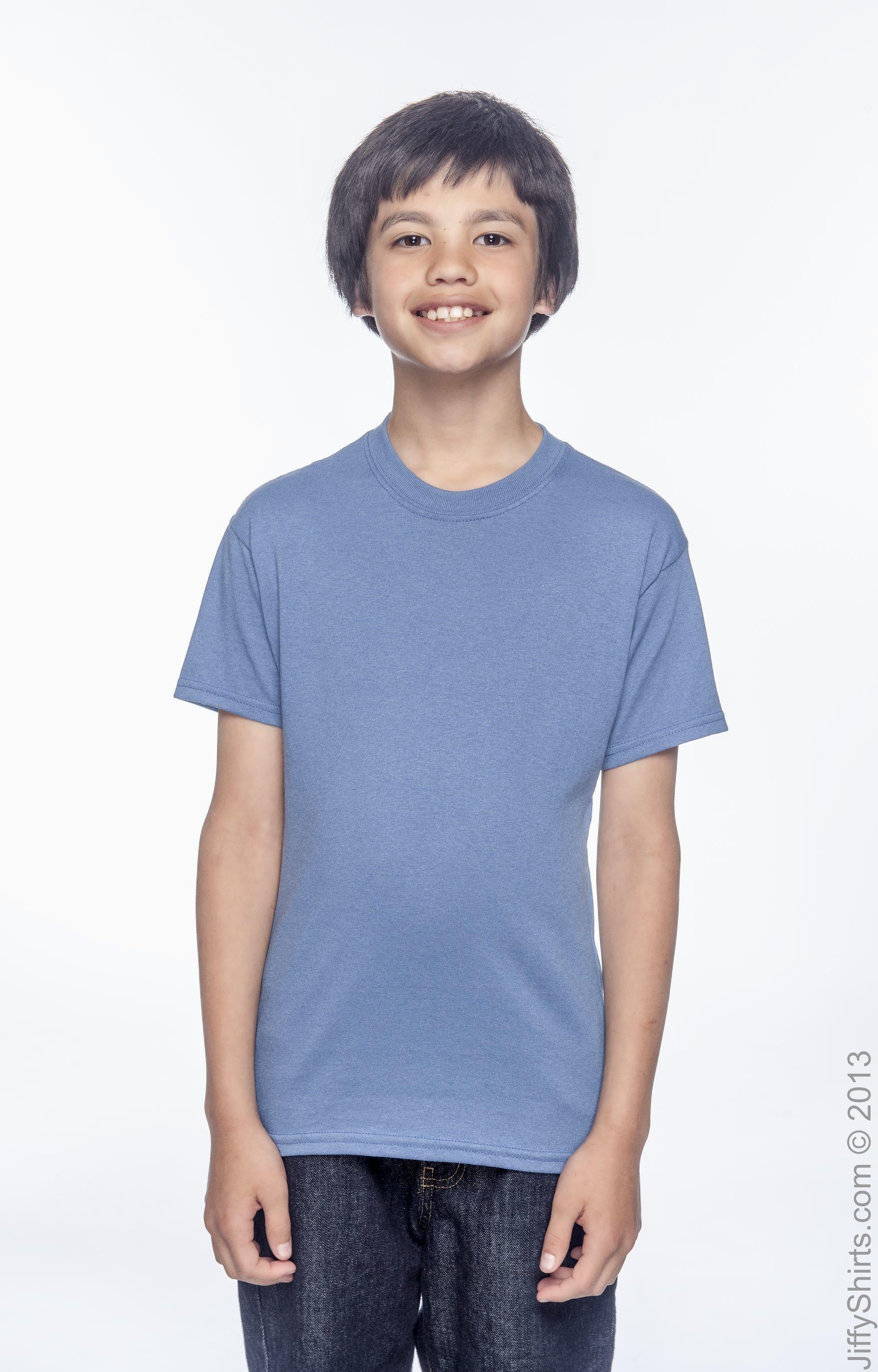 Hanes 5370 Denim Blue