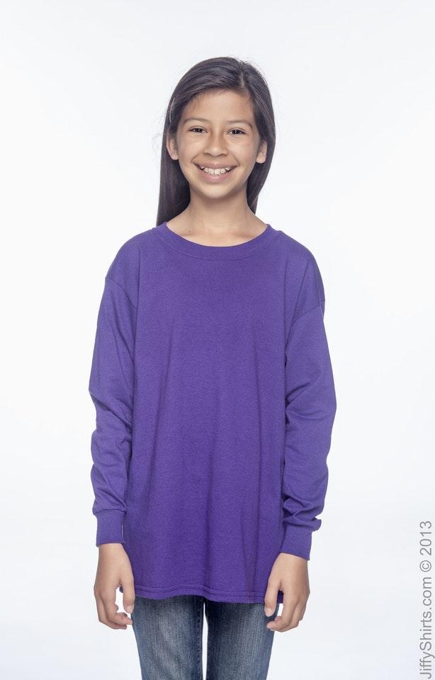 Gildan G240B Purple