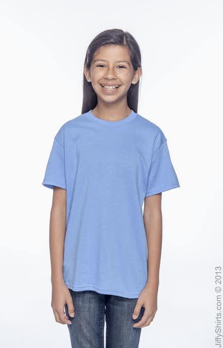 Hanes 5370 Carolina Blue
