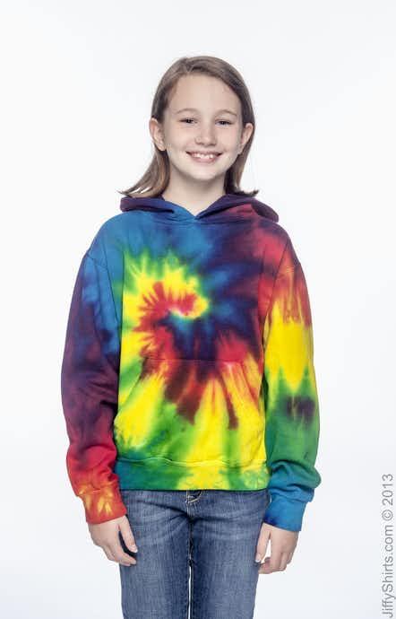 Tie-Dye CD877Y Reactive Rainbow