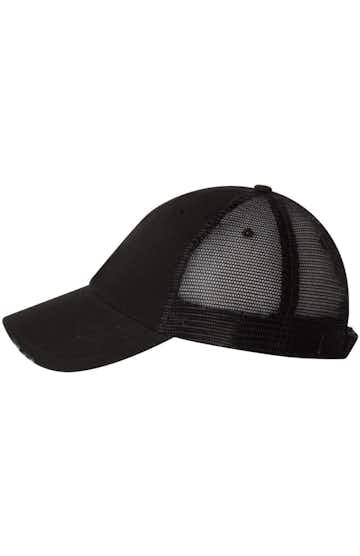Mega Cap 6887 Black