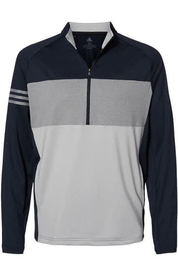 Adidas A492 Collegiate Navy / Gray Three Heather / Gray Two