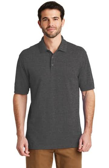 Port Authority K8000 Charcoal Heather