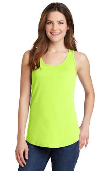 Port & Company LPC54TT Neon Yellow