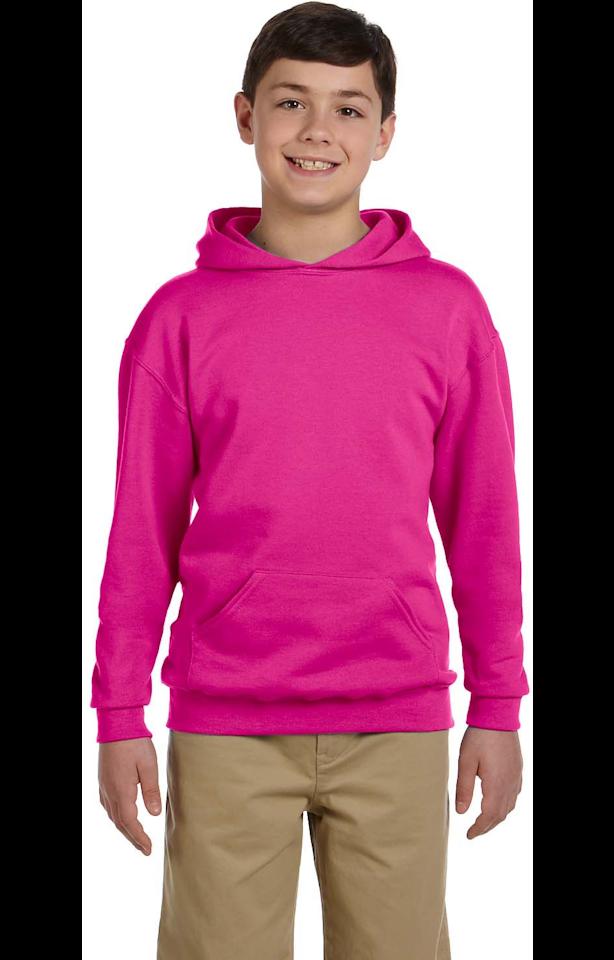Jerzees 996Y Cyber Pink