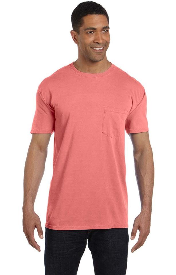Comfort Colors 6030CC Neon Red Orange