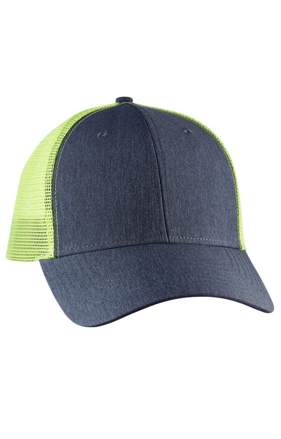 485aaa541b098b Big Accessories BA540 Sport Trucker Cap - JiffyShirts.com