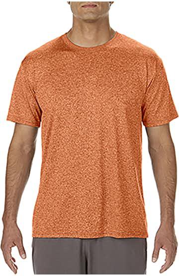 Gildan G460 Hthr Sprt Orange