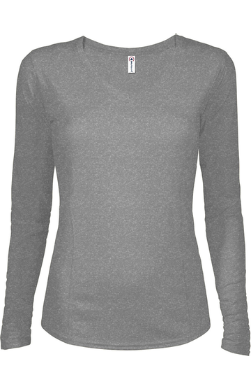 Delta 56535L Athletic Heather