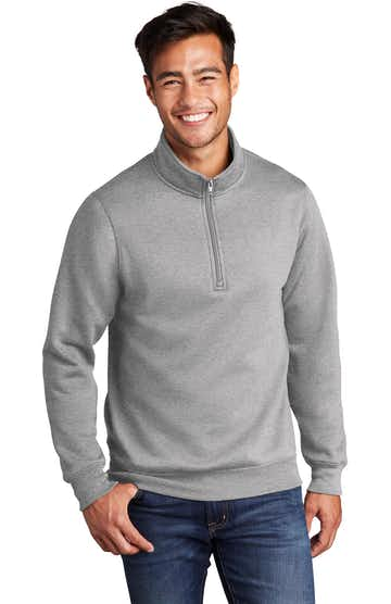 Port & Company PC78Q Athletic Heather