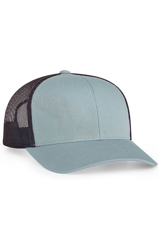 Pacific Headwear 0104PH Smoke Blue/Charcoal