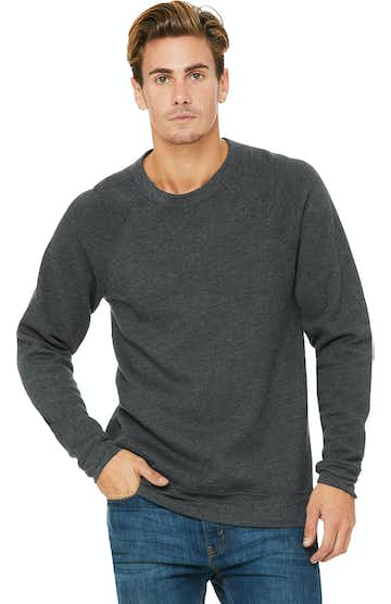 Bella + Canvas 3901 Heather Dark Grey